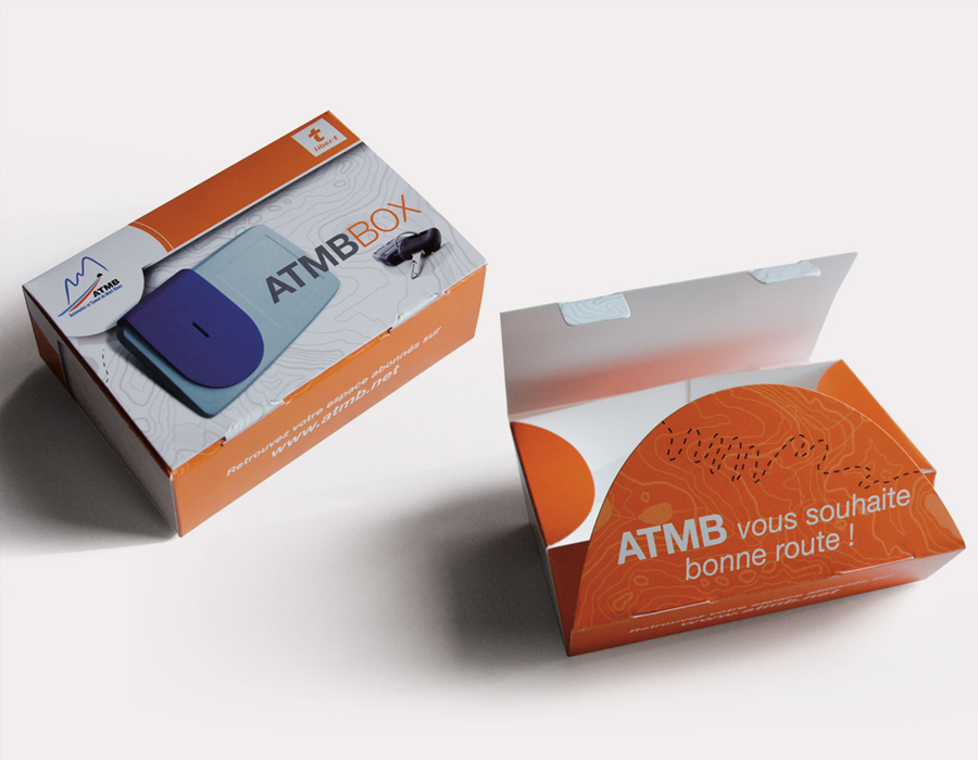 • Packaging • ATMB